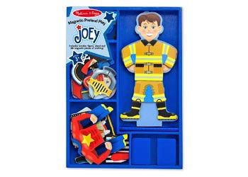 M&D - Joey Magnetic Dress-Up