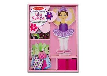 M&D - Nina Ballerina Magnetic Dress-Up