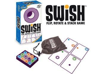 ThinkFun - Swish Game