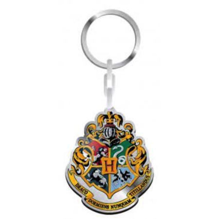Harry Potter - Hogwarts Keyring