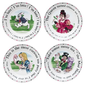 """ALICE 7.5"""" DESSERT PLATE - EACH (NO BOX AS SOLD SEPARATELY)"""