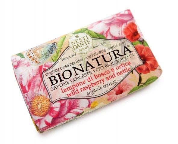 Wild Raspberry & Nettle Soap
