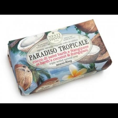 Coconut & Frangipani Paradiso Soap