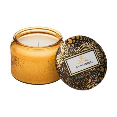 Baltic Amber Petite Jar Candle - Ltd Edition