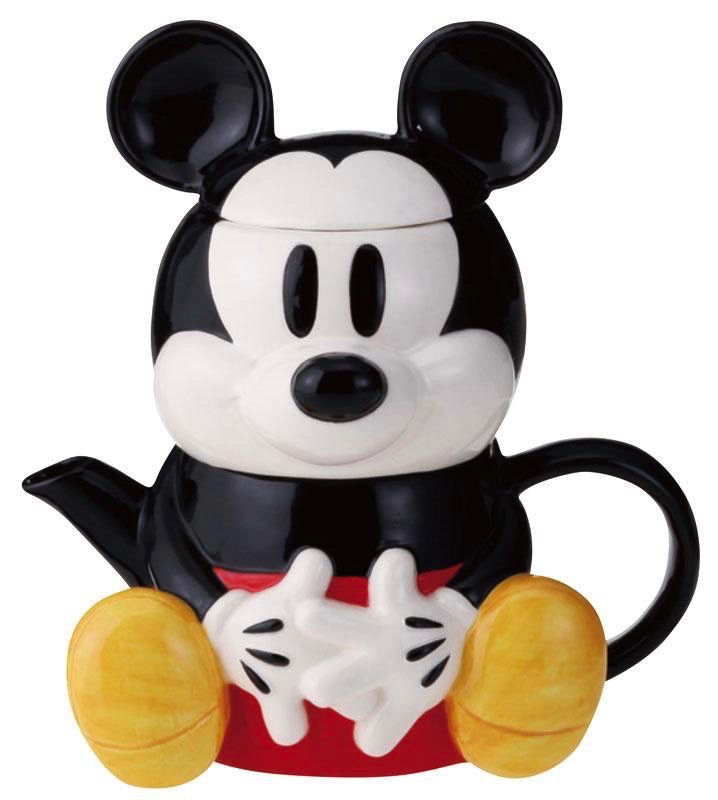 Mickey Tea For One Set
