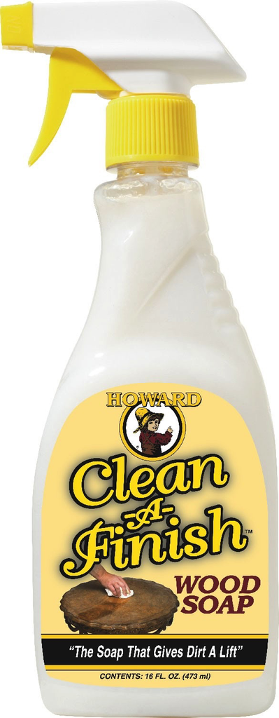 Clean-A-Finish Soap 473ml