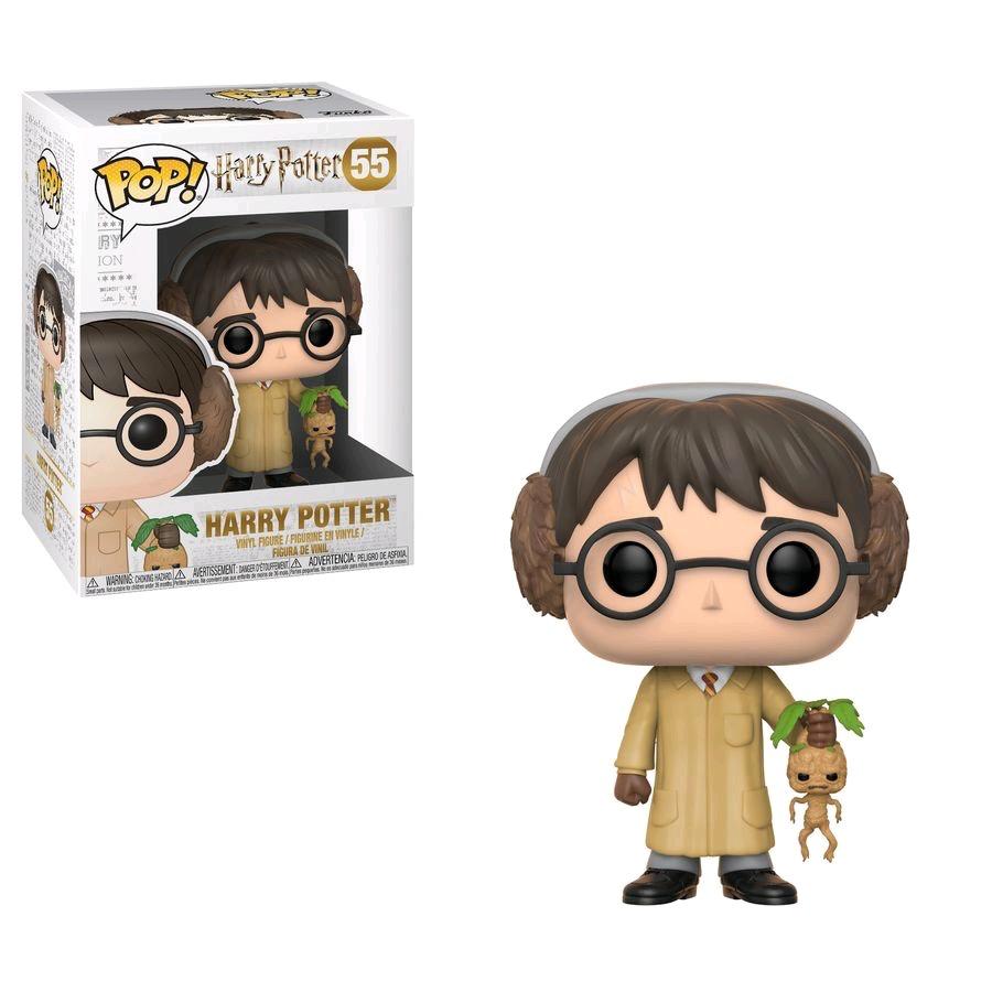 Harry Potter - Harry Potter (Herbology) Pop!