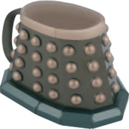 Dr Who - Dalek Base 3D Mug