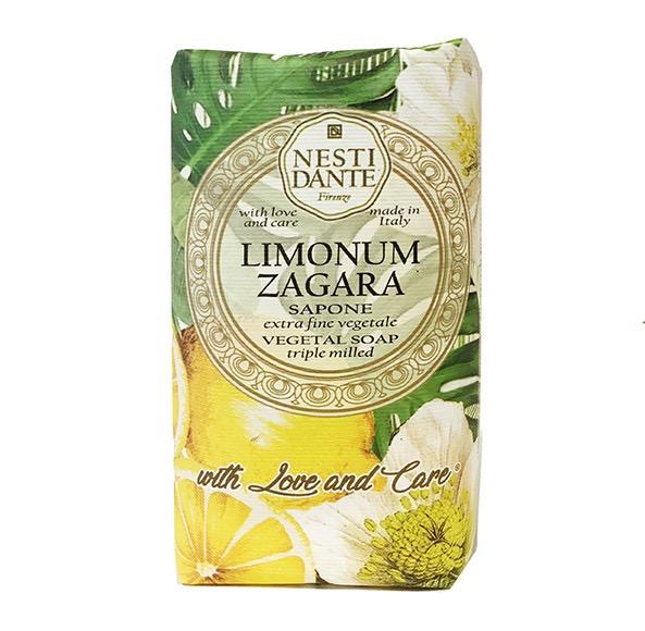 Limonum Zagara Soap