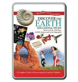 Australia Discover the Earth Tin Set