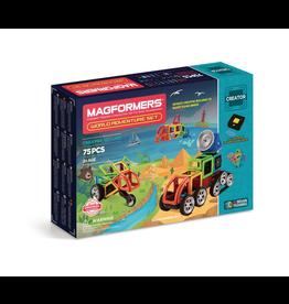 Australia World Adventure Set 75  MAGFORMERS