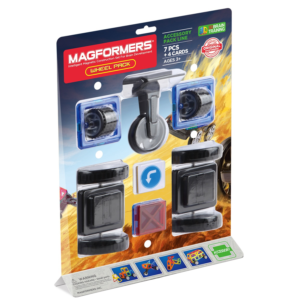 Wheel Accessory Pack MAGFORMERS