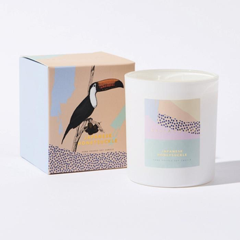 80 hr Japanese Honeysuckle Candle