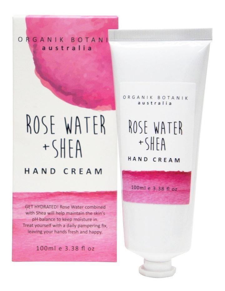 SPLOTCH 100ML BOXED HAND CREAM - ROSE WATER&SHEA