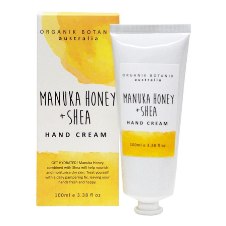 SPLOTCH 100ML BOXED HAND CREAM - MANUKA HONEY & SHEA