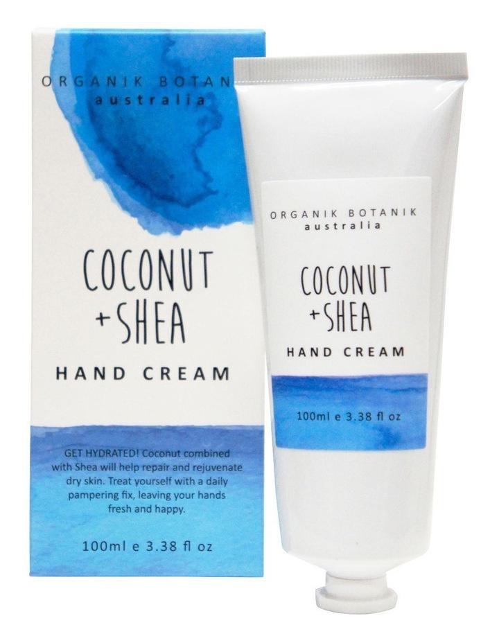 SPLOTCH 100ML BOXED HAND CREAM - COCONUT & SHEA
