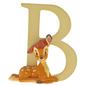"""""""B"""" - Bambi Disney Letter"""