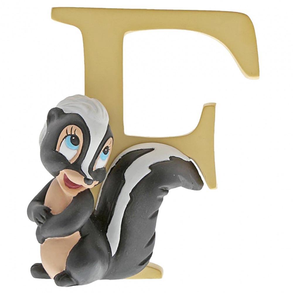 """""""F"""" - Flower Disney Letter"""