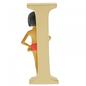 """I"" - Mowgli Disney Letter"