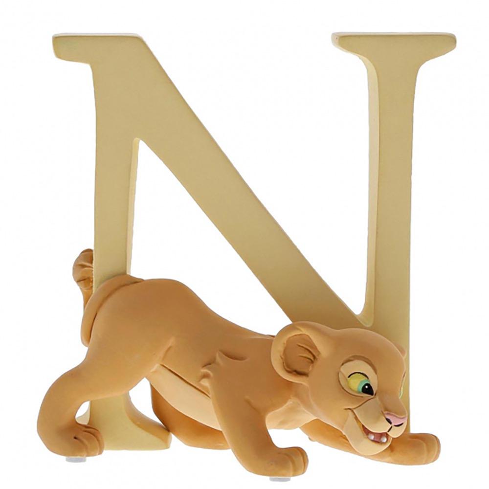 """""""N"""" - Nala Disney Letter"""