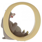 """O"" - Baloo Disney Letter"
