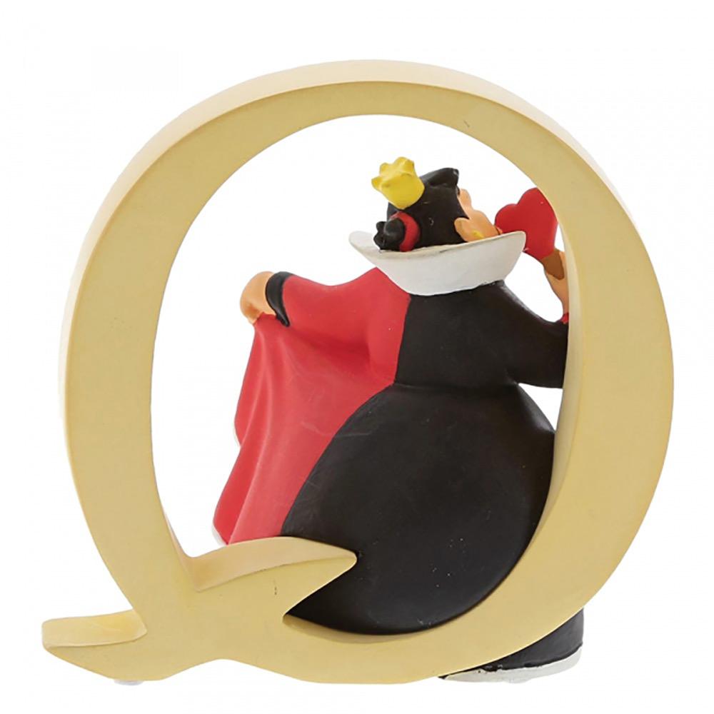 """""""Q"""" - Queen of Hearts Disney Letter"""