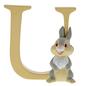 """U"" - Thumper Disney Letter"