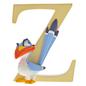 """""""Z"""" - Zazu Disney Letter"""