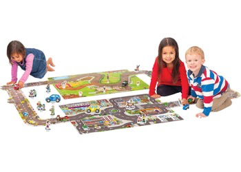 Orchard Jigsaw - Giant Town
