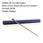 HP Neville Longbottom Weighted Magic Wand