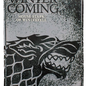 Game of Thrones - Stark of Winterfell Satin Banner