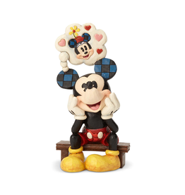 """Australia DT 6"""" MICKEY W/THOUGHT N"""