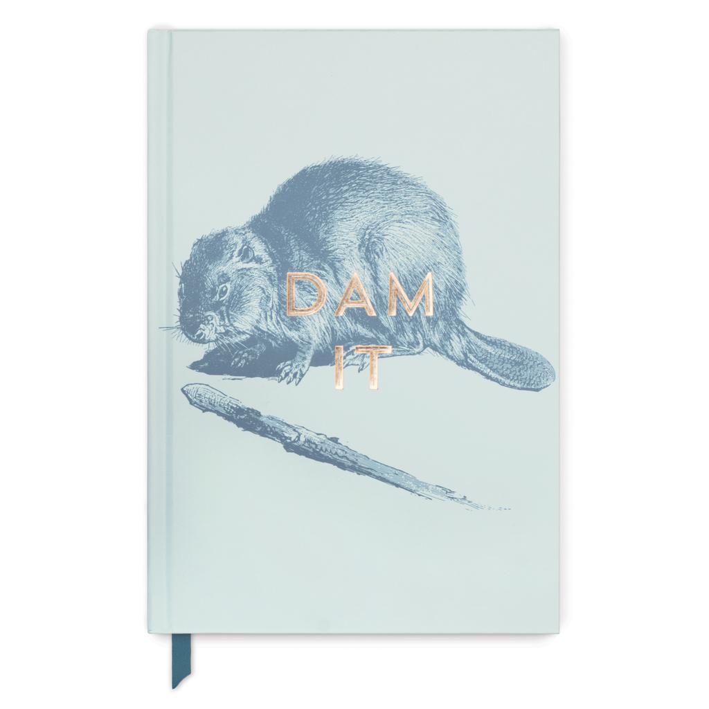Medium - Vintage Sass - Dam It journal