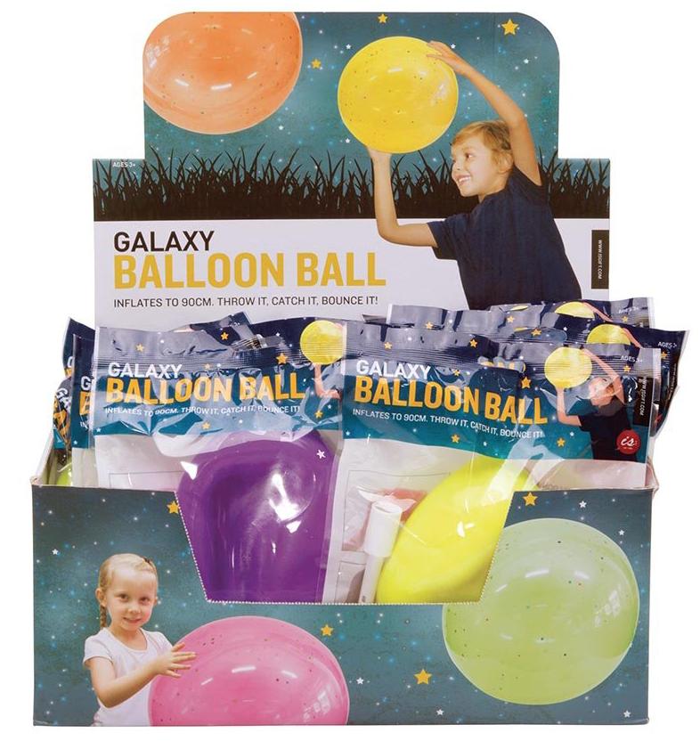 Galaxy Balloon Ball