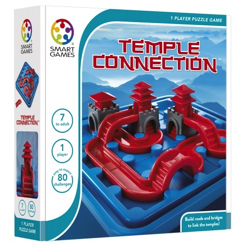 Temple Connection - Smart Game