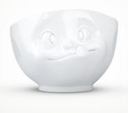 "Bowl 'Tasty"" white"
