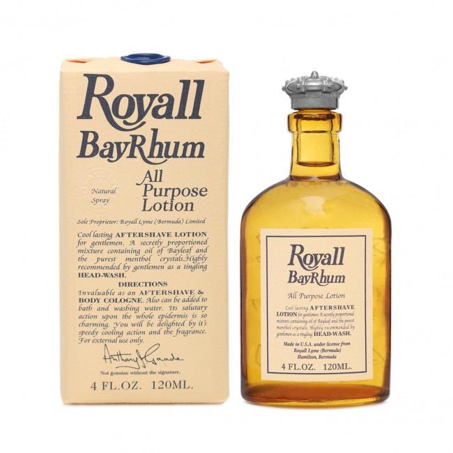 Royall Bay Rhum Natural Spray - 120ml