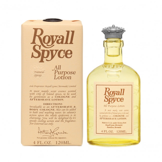 Royall Spyce Natural Spray - 120m