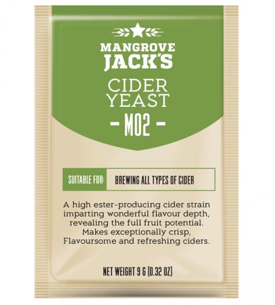 Mangrove Jack's Craft Series Yeast - Cider M