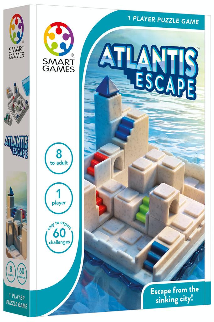 Atlantis Escape - Smart Game