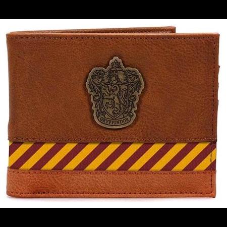 Harry Potter - Hogwarts Metal Crest Wallet