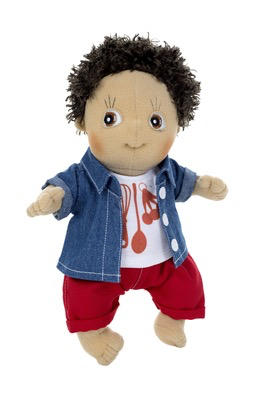 Doll - Charlie Activity - Rubens Cutie