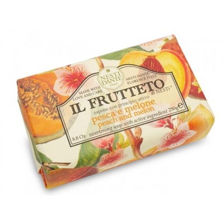 Peach & Melon Soap