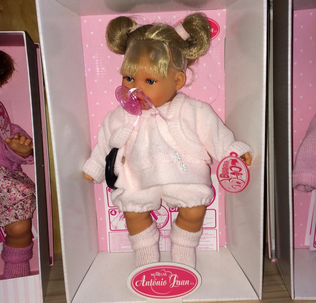Spanish Doll KIKA DOS COLKTAS