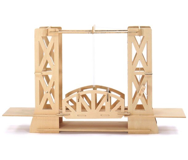 Lift Bridge Construction Kit