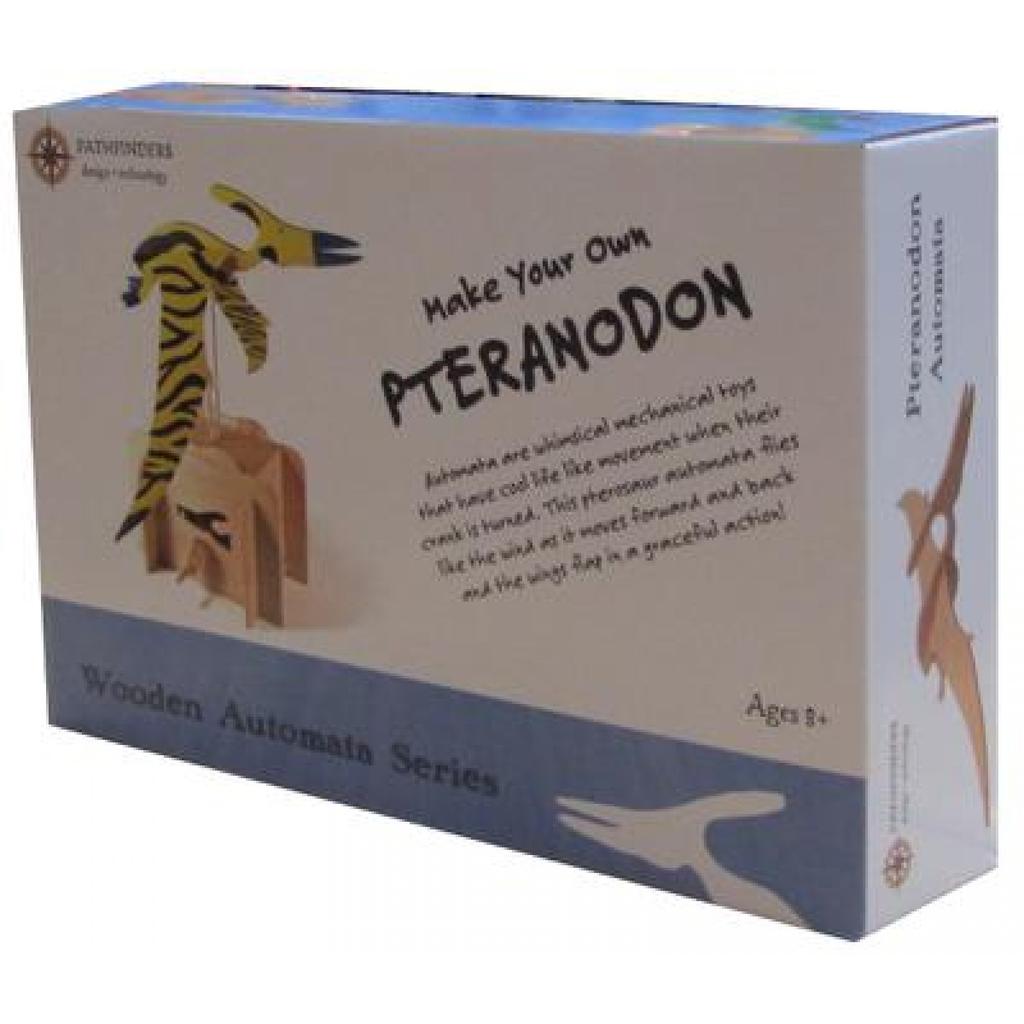 Automaton Pteranodon Dinosaur