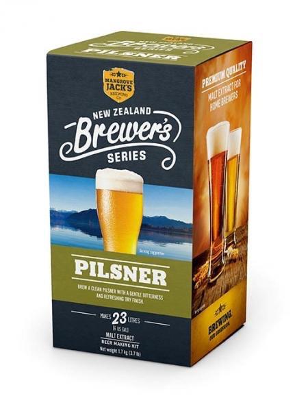 Mangrove Jack's New Zealand Brewers Series Pilsner Blonde