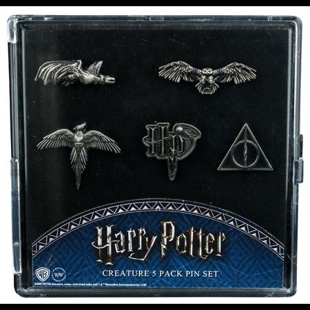 Harry Potter - Creatures Lapel Pin Set