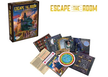 Escape The Room, Mystery At The Stargazer's Manor