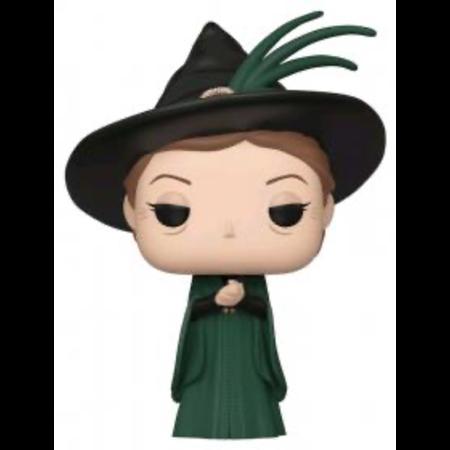 Harry Potter - Minerva McGonagall (Yule) Pop!